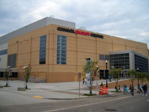 CONSOL ENERGY Center New Pittsburgh Penguins Arena       Product – American Warming & Ventilating – Louvers – Model LE-33 | Architect – Populous/HOK Sport; GC – PJ Dick Inc | Customer – A.C. Dellovade, Canonsburg PA